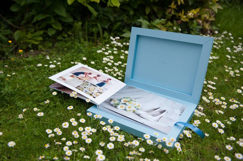 WEDDING PHOTOGRAPHY COSTS Graphistudio Young Album in Linen in a Box