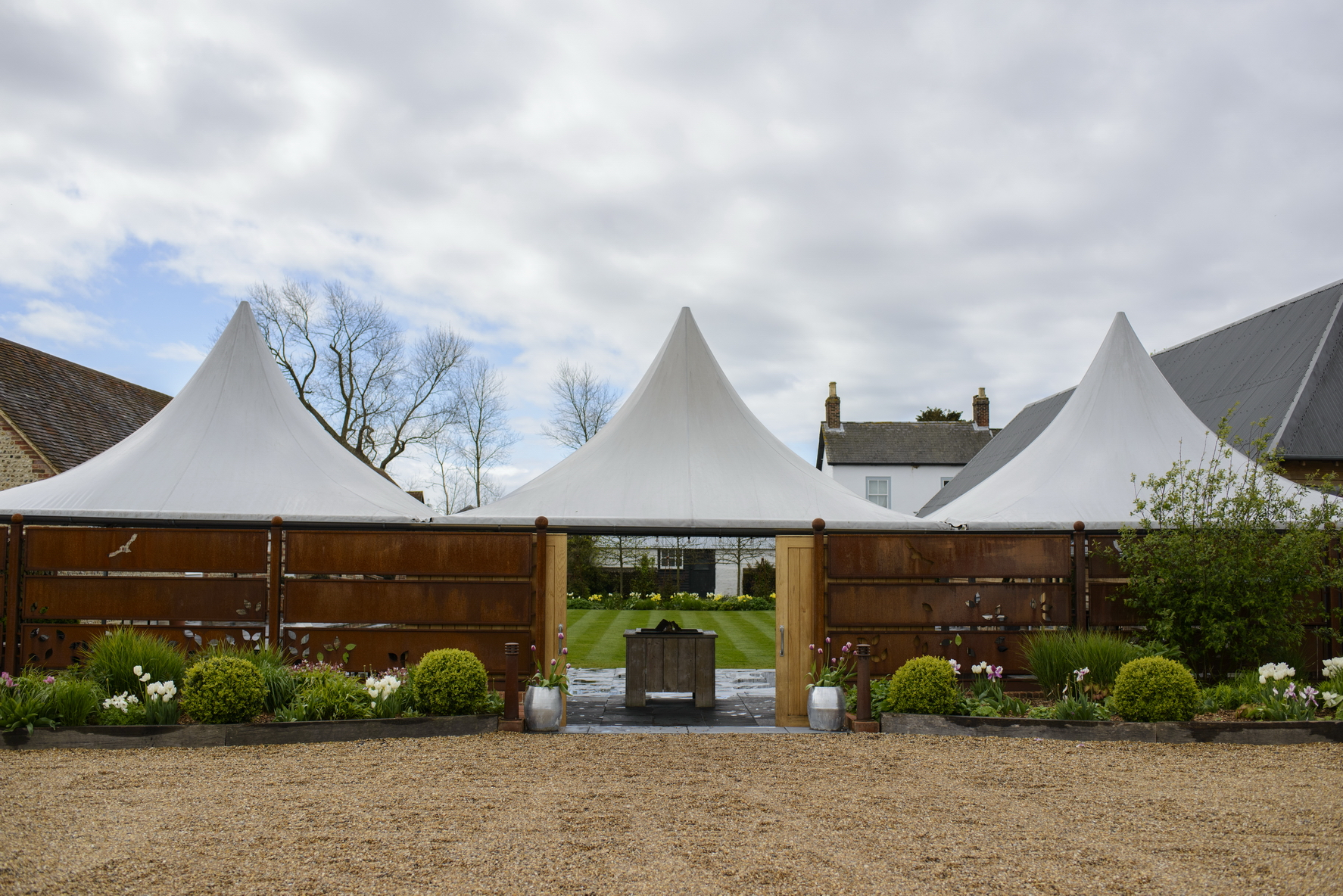 Southend Barns wedding venue in Chichester West Sussex