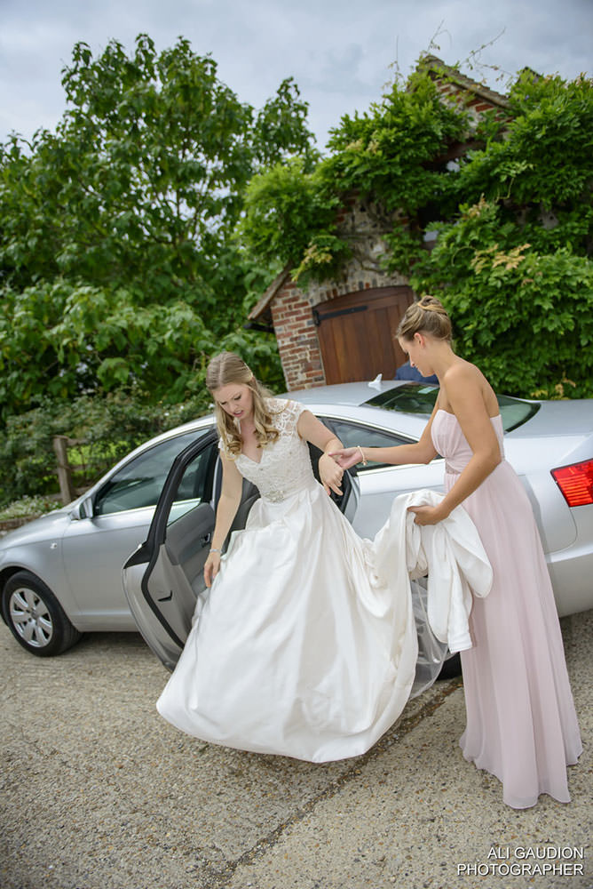 Ali Gaudion Wedding Photographer Chichester, Becky and Marks Wedding The Tithe Barn Wedding Photographer Hampshire 019