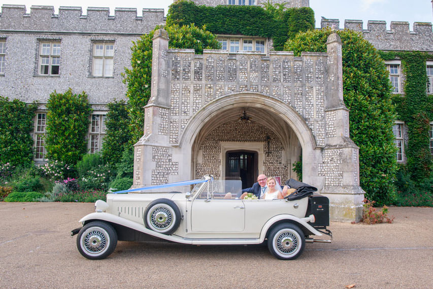 Vintage Car Hire in Chichester