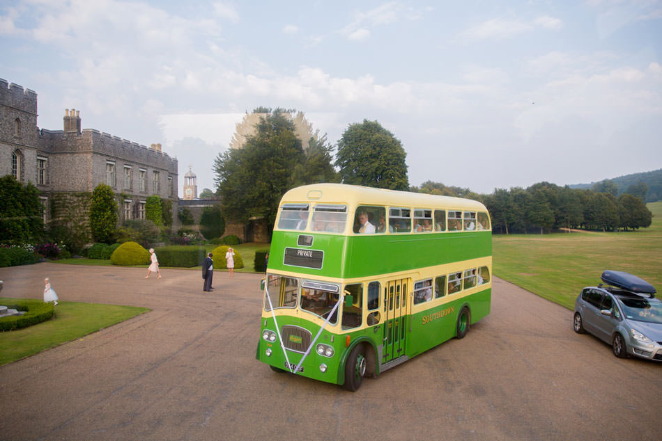 Vintage Bus Hire in Chichester