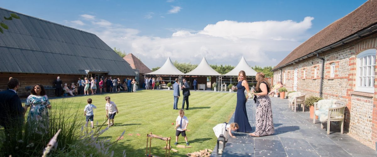 Southend Barns Chichester West Sussex Wedding Venue By Ali Gaudion