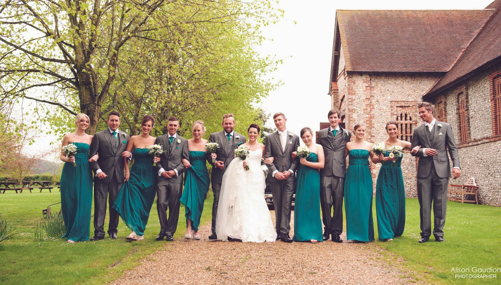 the tithe barn wedding photographer 24