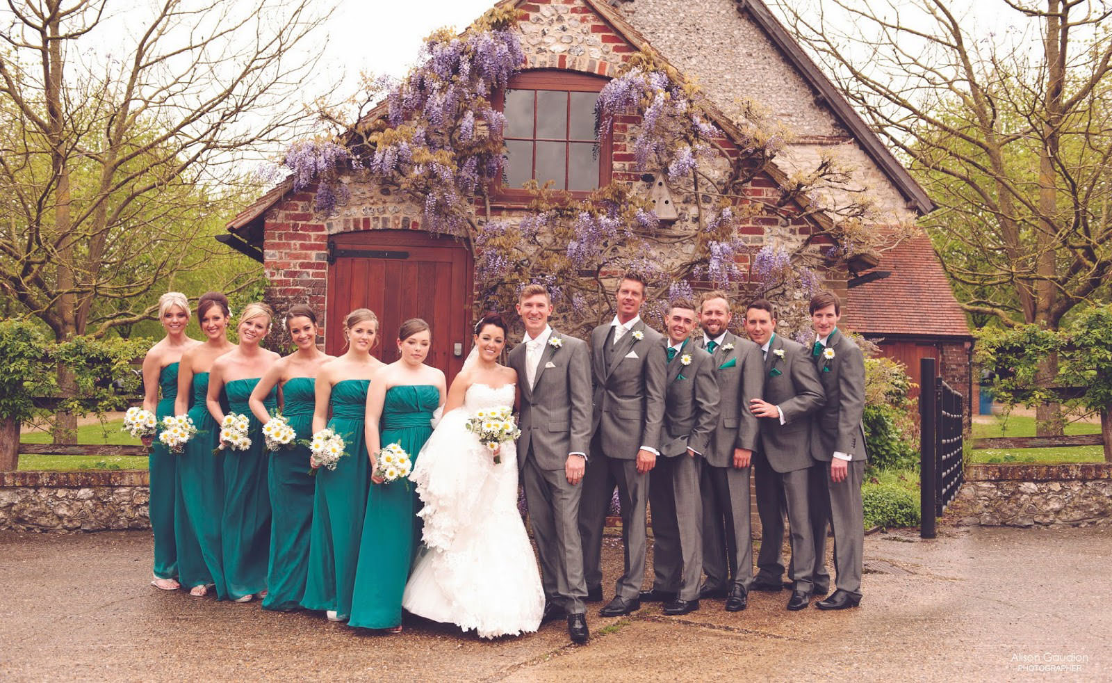 the tithe barn wedding photographer 29