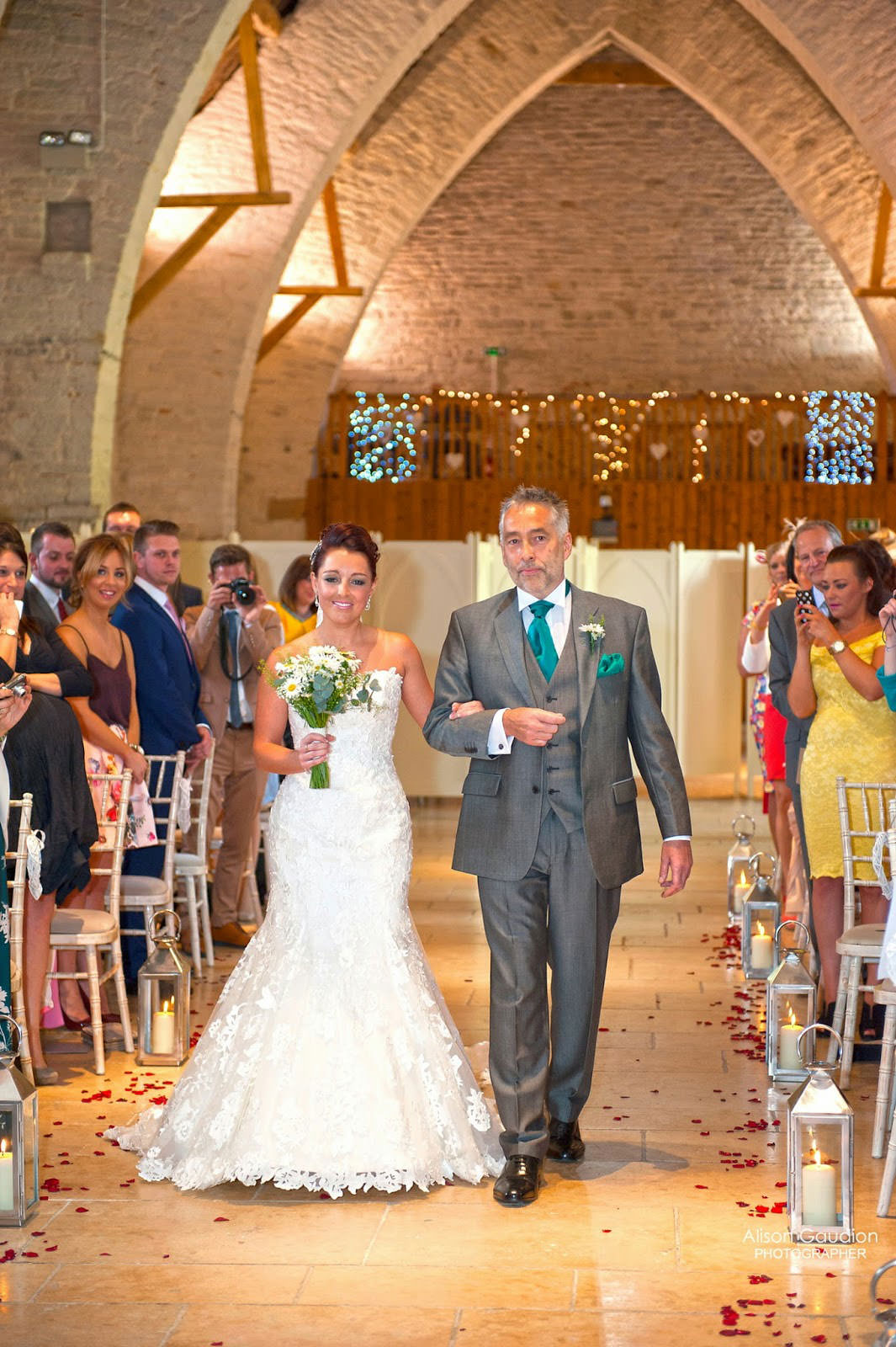 the tithe barn wedding photographer 6